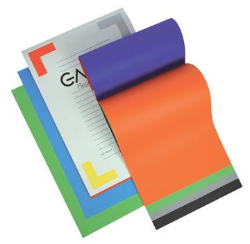Gekleurd tekenpapier