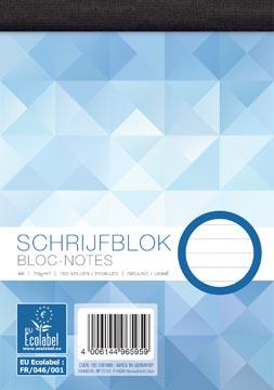 Work schrijfblok, ft A6, 70 g/m², 100 vel, gelijnd