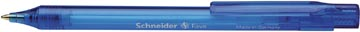 Schneider Balpen Fave, medium penpunt, blauw