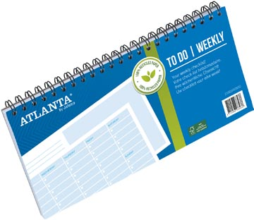 Atlanta by Jalema, To Do Weekly