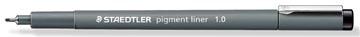 Staedtler pigment liner 1,0 mm zwart
