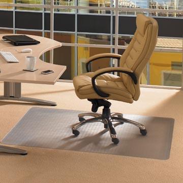 Floortex vloermat Computex, voor tapijt, rechthoekig, ft 120 x 150 cm