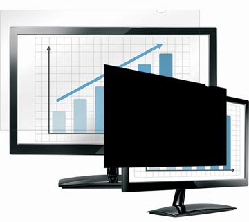 Fellowes Privacy Filter widescreen, 22 inch