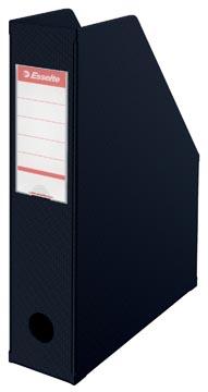 Esselte VIVIDA tijdschriftencassette, ft A4, karton, zwart