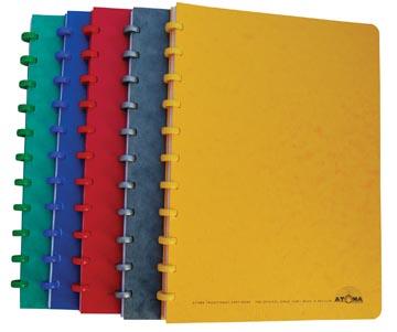 Atoma patroonschrift ft 16,5 x 21 cm, 144 bladzijden, geruit 5 mm