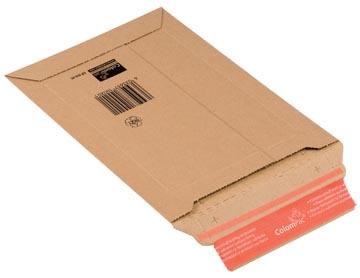 Colompac verzendenvelop CP010, ft 15 x 25 x 5 cm , bruin