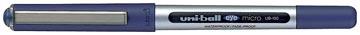 Uni-ball Eye Micro roller, schrijfbreedte 0,2 mm, punt 0,5 mm, blauw